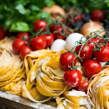 pates spécialité italienne